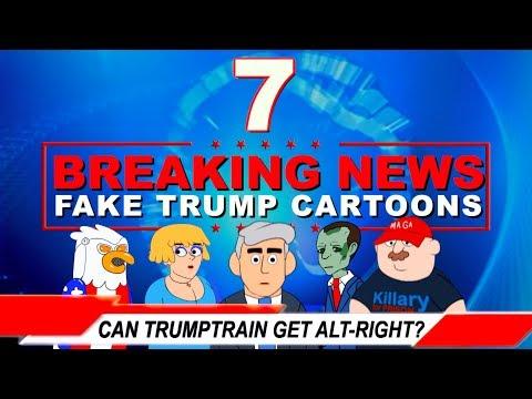 BREAKING NEWS: Can Trumptrain Get Alt-Right?