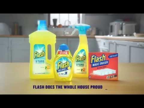 Mr Clean With Febreze Advert Funnydog Tv