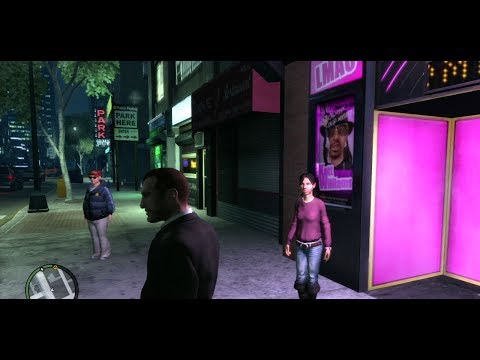 GTA IV: How To Get A Girlfriend - (GTA IV Girlfriend)