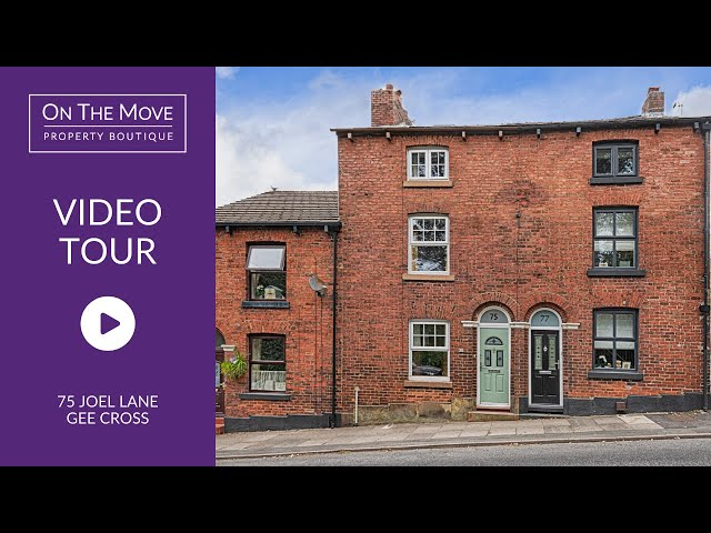 75 Joel Lane, Gee Cross | Video Viewing