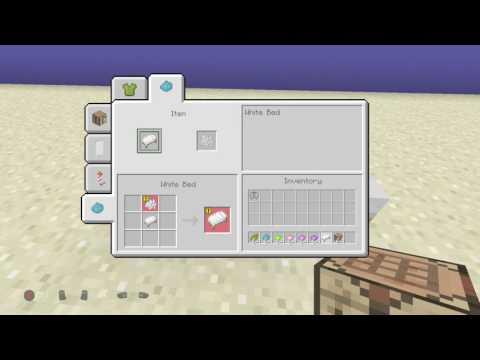 Tu54 Minecraft How Dye Beds Xb1