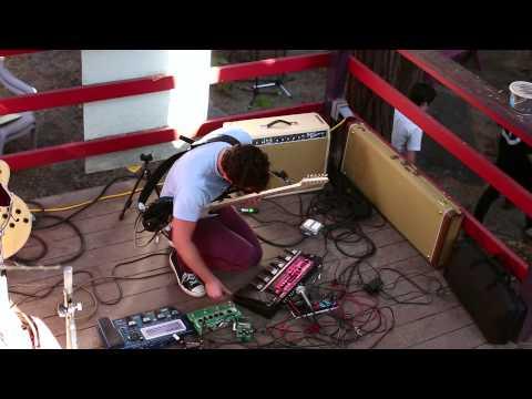 "Sean Longstreet - GKISS In The Woods - ""Fighting Robots"""