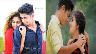 ORU ADAAR LOVE FAME Noorin Sheeref & Roshan Abdul Best Romantic Stills #loversday #roshan #priya