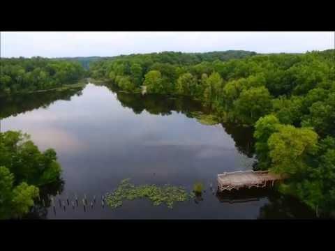Powhatan Lakes  - Ariel view