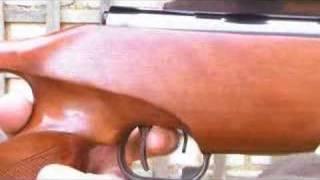 Repeat youtube video Theoben .177 Gas ram air rifle