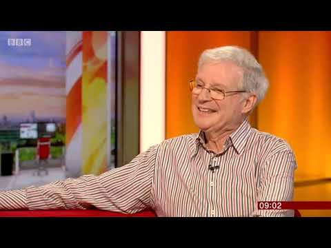 BBC Breakfast - Ronnie Le Drew's Tribute to Geoffrey Hayes
