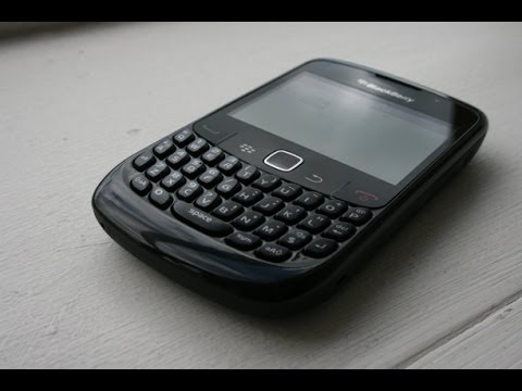 Updating blackberry curve 8530