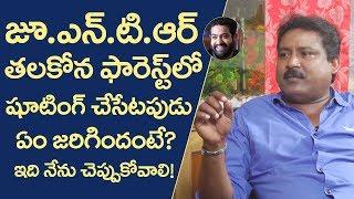 Actor Prabhas Srinu About Jr NTR   Actor Prabhas Srinu Interview   Friday Poster interviews