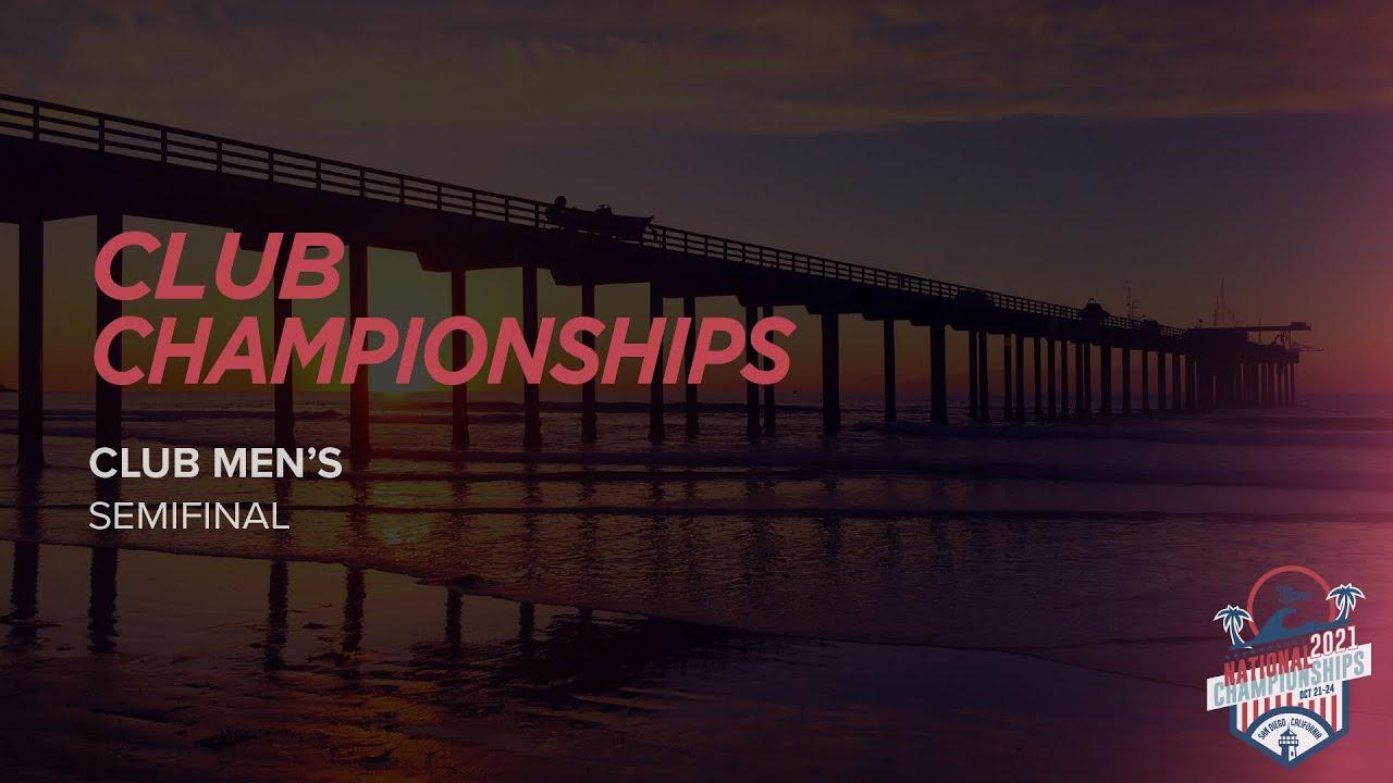 Download Club Championships 2021: TBD Men's Semifinal