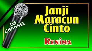 Janji Maracun Cinto (Karaoke Minang) ~ Renima