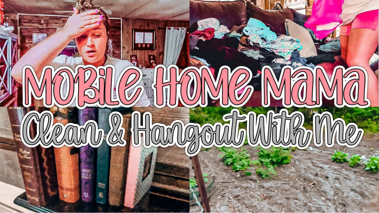 WHAT I DO ALL DAY | CLEAN & HANGOUT WITH US