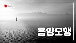 [왕초보사주교실]S1 ·E2☯ 음양오행(陰陽五行) ㅣ명리 그 시작ㅣ命理 The Begining ㅣYin-Ya…