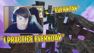 This Is Why Mongraal Is The Best Fortnite Player In The World | Insane Practice Sessions