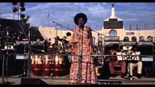 Carla Thomas - Pick Up The Pieces (LIVE 20 août 1972 - Los Angeles Coliseum - USA)