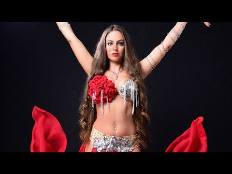Mostafa Hagag - Ya Mnana3   مصطفي حجاج - يا منعنع   Isabella Belly Dance HD