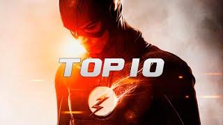 TOP 10 | The Flash Season 2 Best Scenes