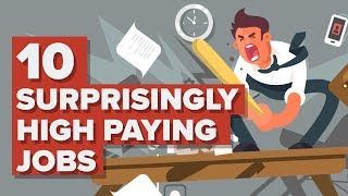 10 Surprisingly High Paying Jobs thumbnail