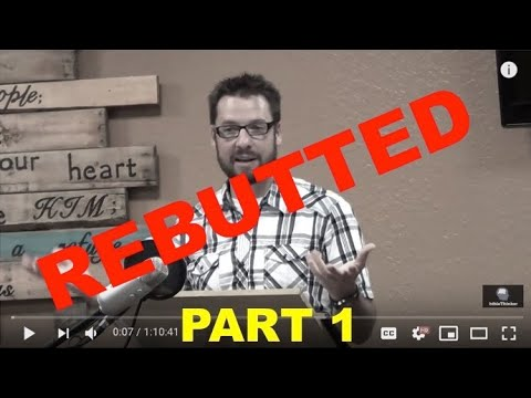 Why Catholicism is WRONG (REBUTTED) Part 1