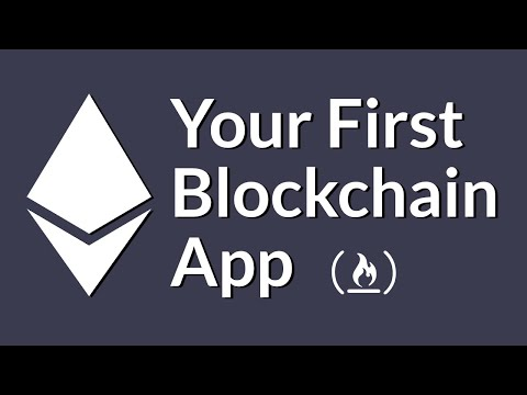 Build Your First Blockchain App Using Ethereum Smart Contracts And Solidity