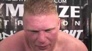Brock Lesnar UFC Tribute - No Apology Necessary
