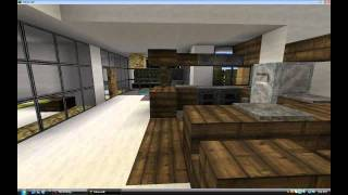 EPIC Modern Minecraft house Download +AWESOME TEXTURE PACK