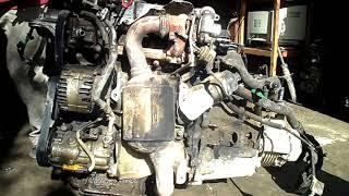 demontage Filtre particule moteur peugeot 1.6 hdi - نزع فلتر البيئة / كتليزور / فلتر برتكيل