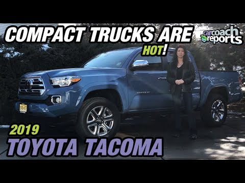 2019 Toyota Tacoma - Compact Trucks are HOT!
