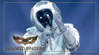 Tears In Heaven - Eric Clapton | Astronaut Performance Finale | The Masked Singer | ProSieben