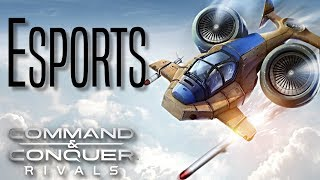 Command and Conquer Rivals | The Next Mobile Strategy Esport Game?