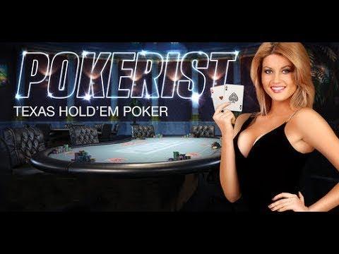 [Texas Holdem Poker: Pokerist] [PS4 PRO] [Первый запуск]