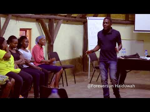 Havana Secondary Project  School Leadership Team Building by Foreversun Haiduwah