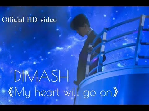 Incredible performance of Titanic 'My heart will go on' by DIMASH