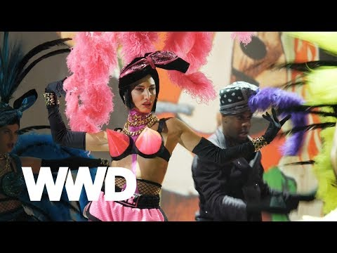 Fashion Freak Show: Inside Jean Paul Gaultier's Over-the-Top Paris Fashion Week Event