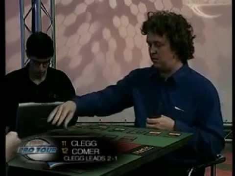Pro Tour Barcelona 2001 - Dan Clegg vs Alan Comer