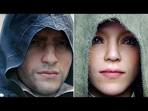 Assassin's Creed Unity Cinematic Trailer - PS4/Xbox One