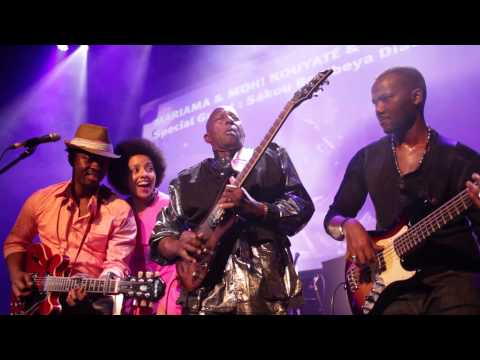 Mariama & Moh! Kouyaté: Diamond Fingers (Live at Finale 2014)