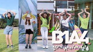 [B1A4 10th Anniversary] Medley Dance Cover 비원에이포 메들리 댄스 커버 f…