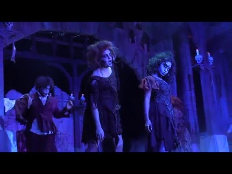 Dr. Fright's Dead Man's Party (2015) - Six Flags Over Georgia