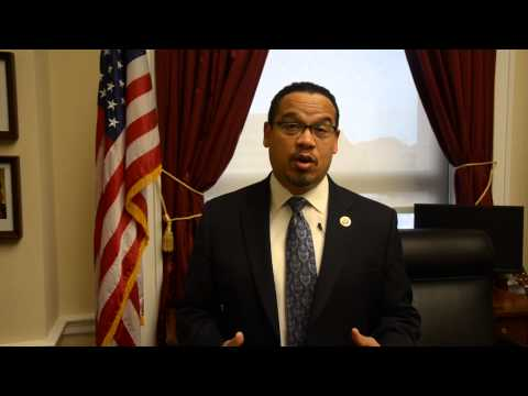Rep. Ellison Video Statement on Executive Order for Federal Contractors