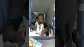 Babies at the doctor's office