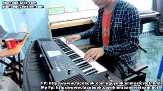 Đàn Organ Roland Bk3 Thương Về Miền Trung - Nguyễn Kiên