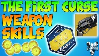 "Destiny: The First Curse ""Weapon Skills"" Imprecation Quest How to Complete - Destiny Gameplay"
