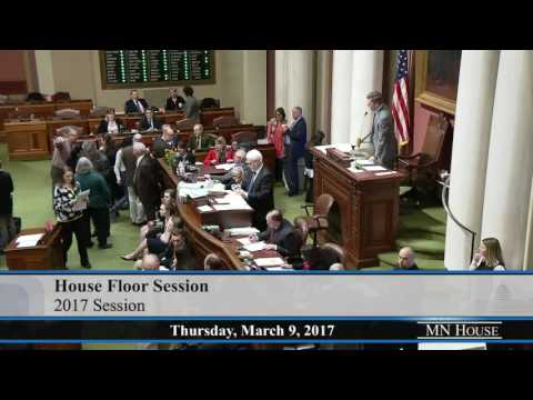 House Floor Session  3/9/17