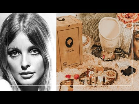 I bought all of Sharon Tate's Vintage Beauty Products on eBa