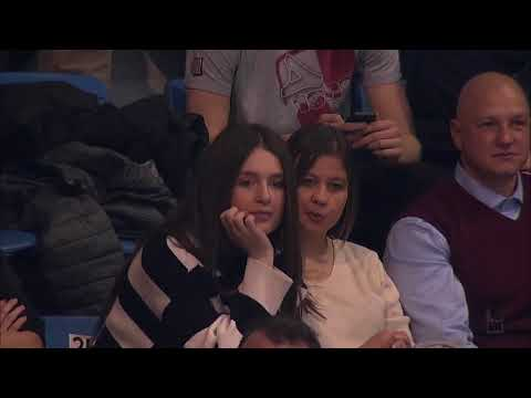 ABA Liga 2017/18 highlights, Round 16: Crvena zvezda mts - Cedevita (14.1.2018)