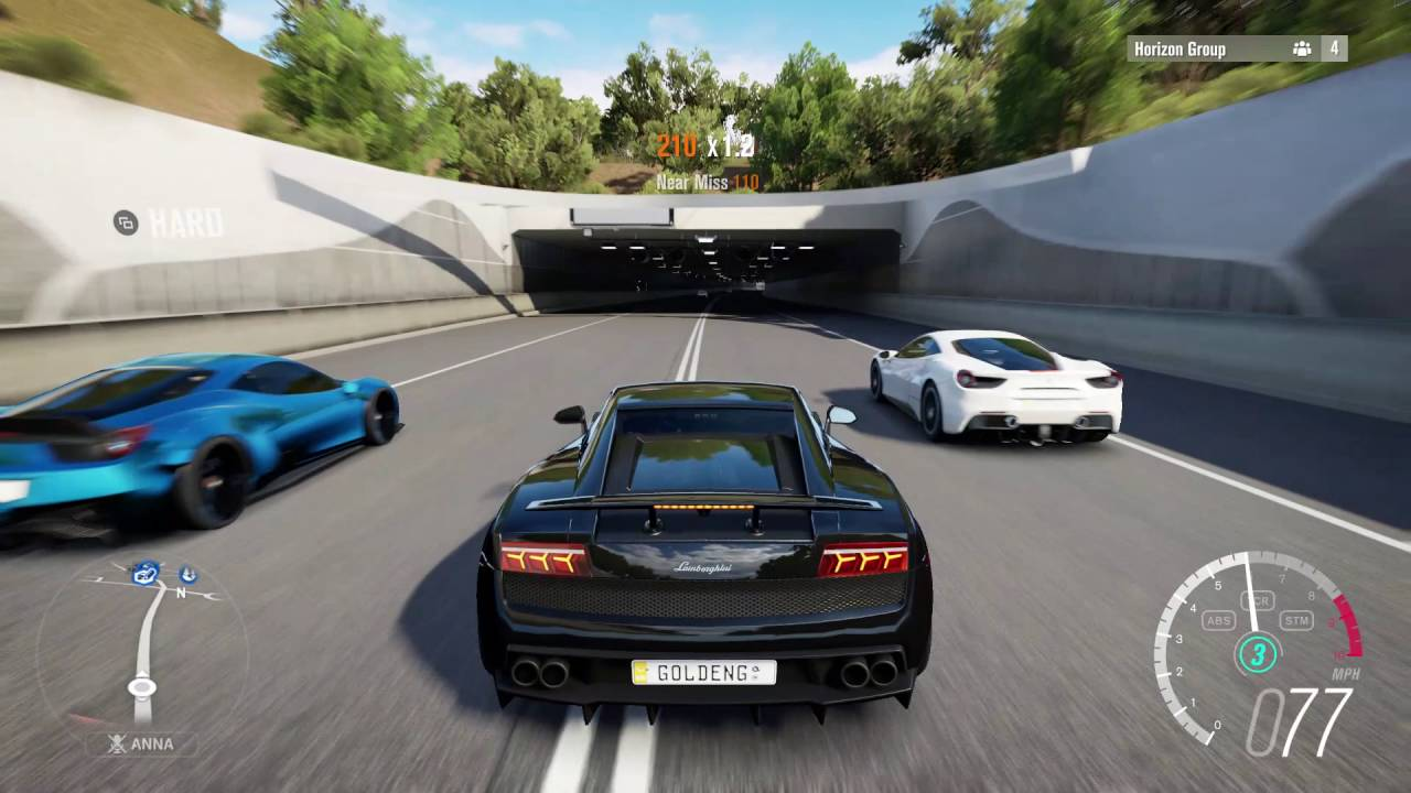 Forza Horizon Modern Supercar Cruise Youtube
