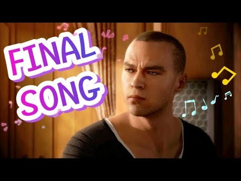 """Detroit: Become Human™ Markus final song """"Everything will be alright"""""""