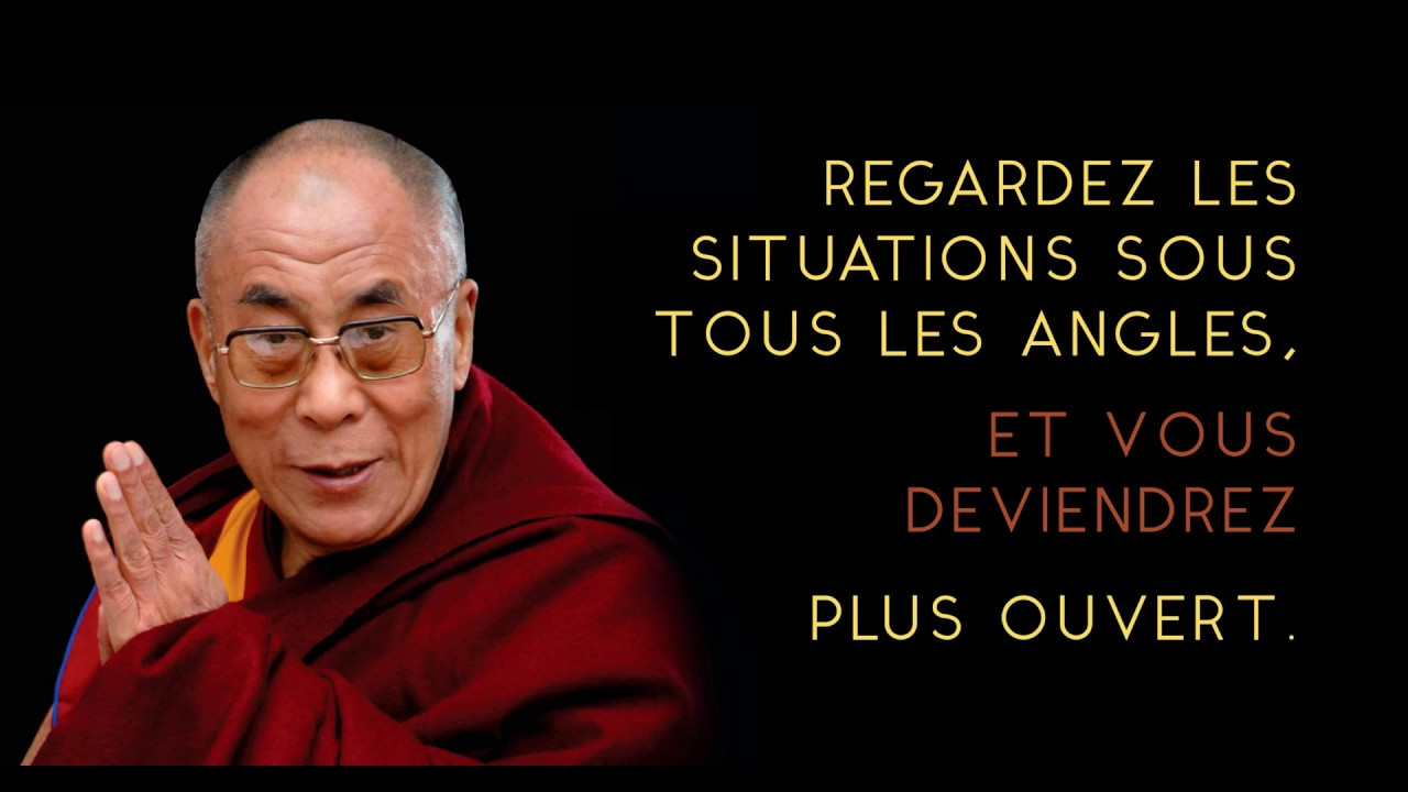 Citaten Dalai Lama : Citation dalai lama youtube