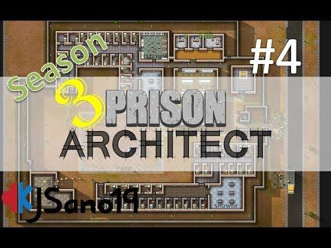 Prison Architect - Season 3 - Episode 4 - Expansion