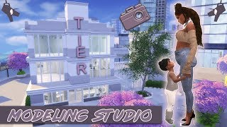 🌟 Tier Modeling Studio | Single Mother | Road to Fame Build 🌟